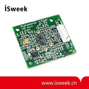 独特传感器板 (ISB) Alphasense B4 4电极气体传感器