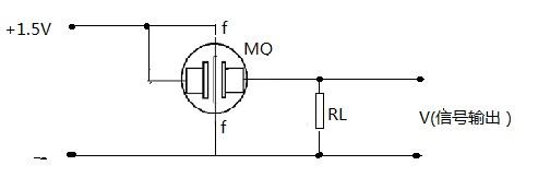 一氧化碳可燃气体传感器-mq-k9